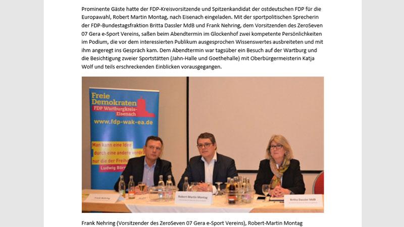 28.03.2018 FDP Wartburgkreis Eisenach