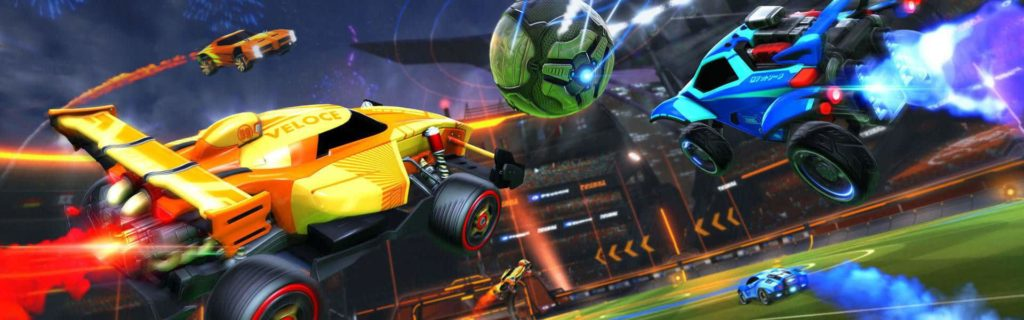 BG Header Rocket League