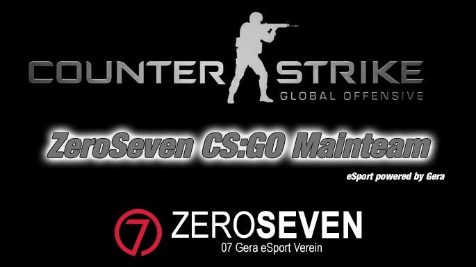 ZeroSeven CS:GO Mainteam