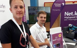 Impressionen eSport vor Ort in Thüringen