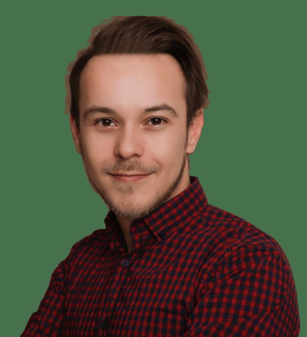 Marc George | Head of Social Media Management Head of Community Management
