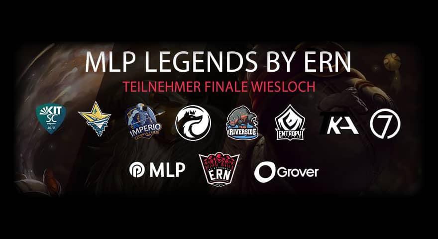 MLP Legends und wir sind beim ersten Cup vertreten