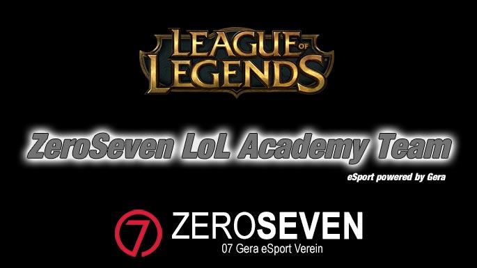 ZeroSeven LoL Academy Team