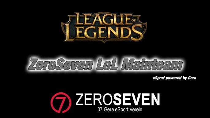 ZeroSeven LoL Mainteam