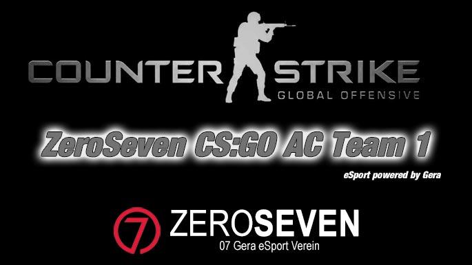 ZeroSeven CS:GO Academy 1 Team